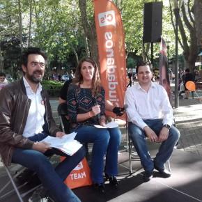 """Romero: """"Para Ciudadanos es esencial la unidad de España y la igualdad de todos los españoles"""""""