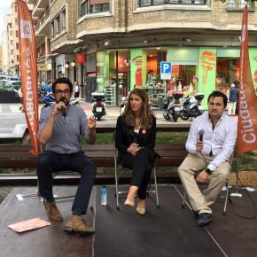 """Romero: """"Conciliar no puede quedarse sólo en una buena voluntad, hay que incentivar a las empresas para que adopten medidas"""""""