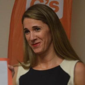 Ruth Goñi elegida miembro del Consejo General de Ciudadanos
