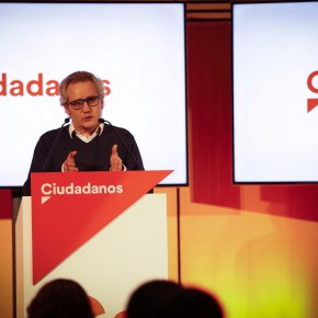 """Pérez-Nievas (Cs): """"Esta ley es otro peaje más a pagar a los nacionalistas por parte del presidente del Gobierno"""""""