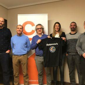 Cs Navarra apoya la reivindicación de Policía Nacional y Guardia Civil en la equiparación salarial