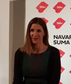 """Navarra Suma critica el """"cinismo"""" de Geroa Bai en su campaña"""