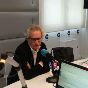 Carlos Pérez-Nievas - Tertulia parlamentaria COPE Navarra