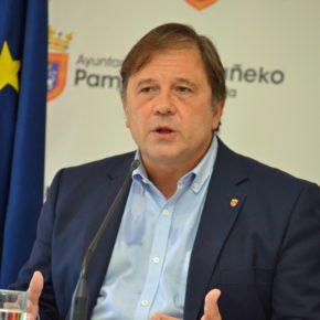 Fernando Sesma, concejal de Participación Ciudadana, presenta el desarrollo del Reglamento de Participación