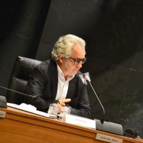 """Pérez-Nievas """"El dinero previsto para ayudar al tejido industrial navarro no será suficiente. Hay que adoptar medidas extraordinarias ante el escenario complicado que se avecina"""""""