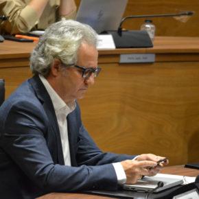 Pérez-Nievas califica de vergonzoso el informe de la Cámara de Comptos sobre Tracasa
