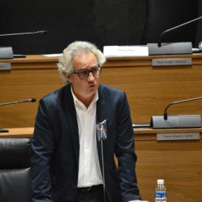 """Pérez-Nievas: """"Chivite no puede permanecer impasible antes las irregularidades de Tracasa que se produjeron durante el anterior cuatripartito"""""""