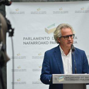 Navarra Suma pide al Gobierno de Navarra unos presupuestos realistas y que presente los datos reales de la situación económica